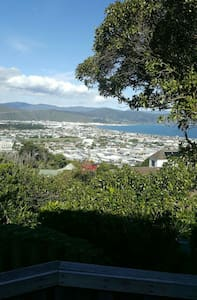 Home away from home - Lower Hutt - Bed & Breakfast