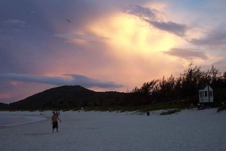 Camping at Flamenco Beach **** - Teltta