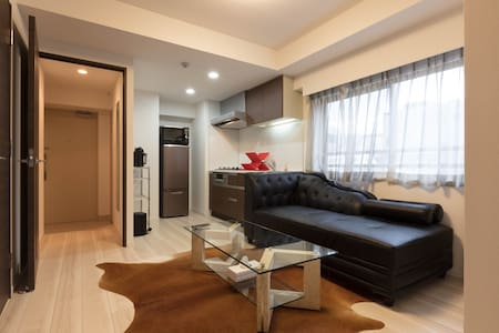 8min walk Kanda St/2min Tokyo St/Wifi/Cloth Dryer - Apartment