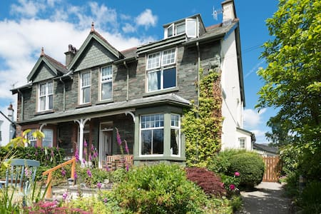 Beautiful Edwardian home near lakes and walks. - Cumbria