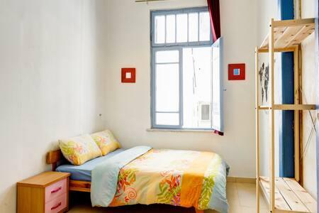 ❤TLVilla Relaxed & Cozy Room @Rothschild - Tel Aviv