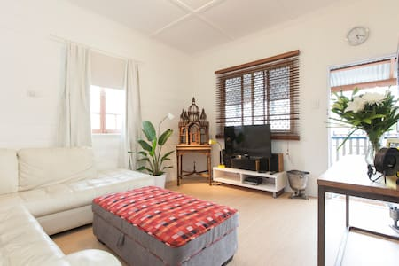 Charming inner city Colonial Home - East Brisbane - Hus