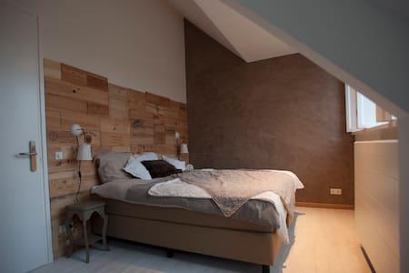 Villa Heidetuin Blanc - Szoba reggelivel