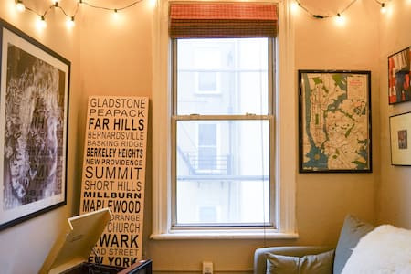 Charming Studio in Heart of Hoboken