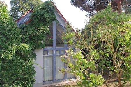 gemütliches 70m-2 -häuschen in Gehlsdorf - House