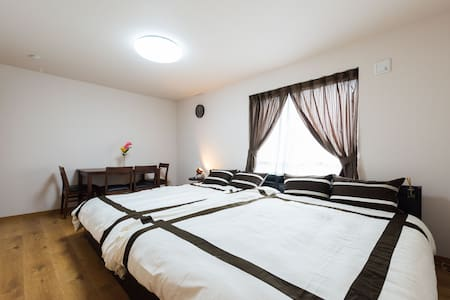 Walking distance to Ikebukuro! 1BR with free WiFi! - Apartemen