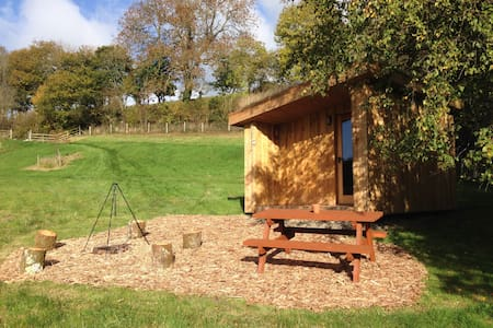 Luxury, Eco-Glamping in Wales - Cottage