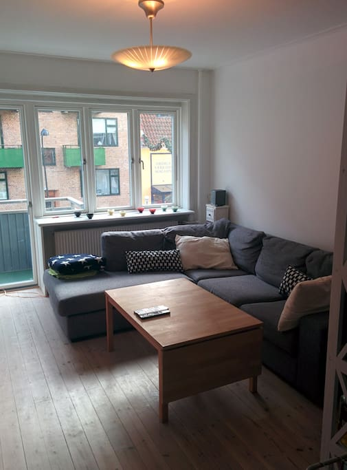 Hyggelig lejlighed i charlottenlund   apartments for rent in ...
