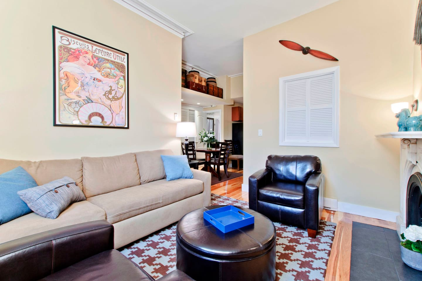 [1280] Luxury 2BR Suite-Back Bay