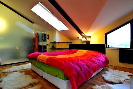 PROMO PRICE: New lux apartment near the ski lift. - Bansko Municipality - 公寓