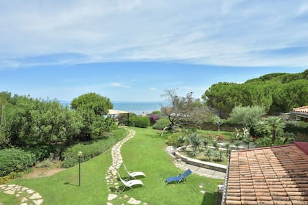Villa with private access to the sea - Giannella - Provincia di Grosseto