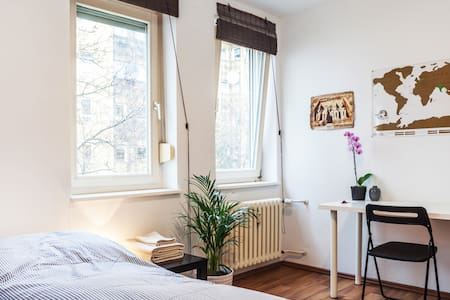 lovely Guestroom in City Centre - Berlin - Apartment