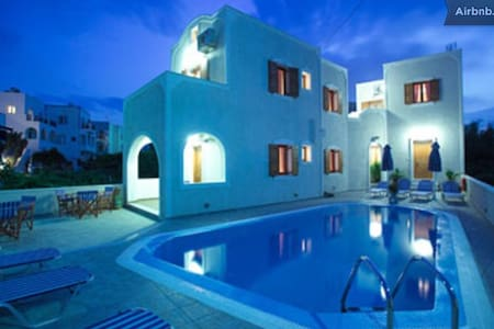 Santorini Kelenis Apartments Offer - Apartament