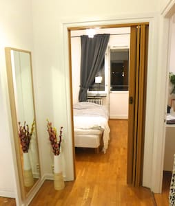 Comfortable and close to centre - Appartement