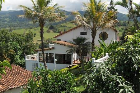 Colombia, Silvania - Casa Campestre - Hus