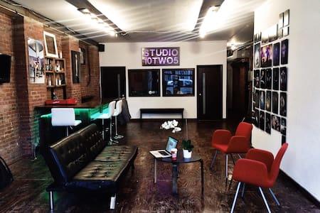 Photography Studio & Gallery - Philadelphie