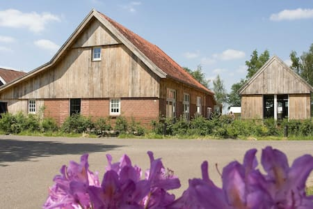 B&B Erve Fakkert Uniek in Twente - Bed & Breakfast