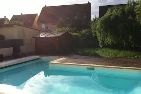 Maison moderne à 15km de Paris - Chilly-Mazarin - Rumah