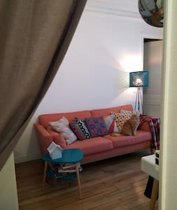 Lovely flat close to Paris - Appartement