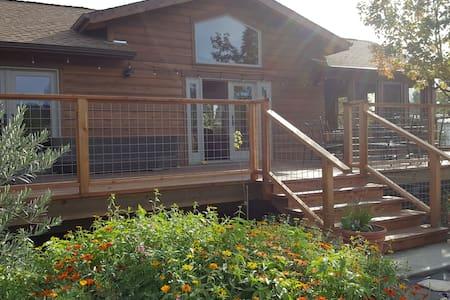 Sonoma Berry Blossom Farm - Gästehaus