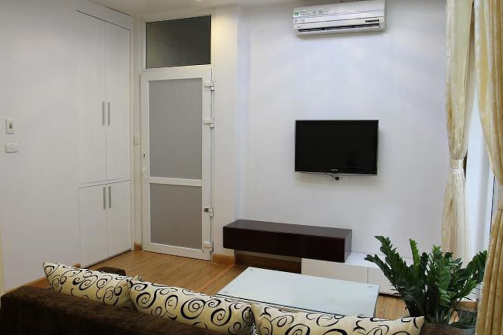 Modern Apartment in Central Hanoi