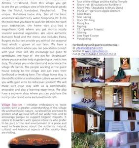 Mahadeva Village Home Stay - Ranikhet - Ház