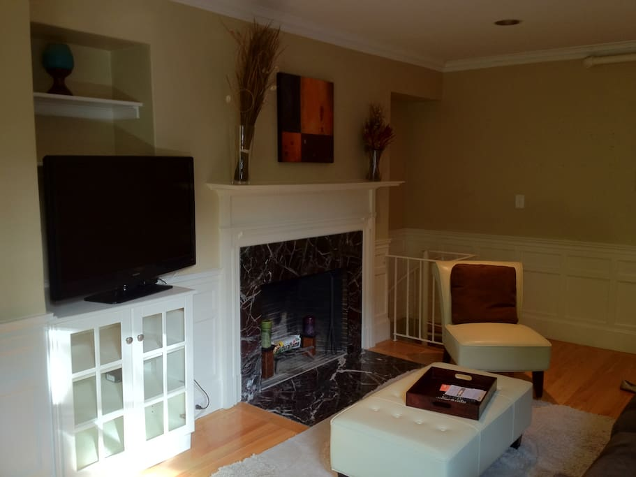 Luxury 1bd, Safe/Central Brookline