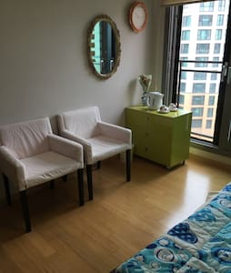 Comfortable room within the nature - Yongin - Lägenhet