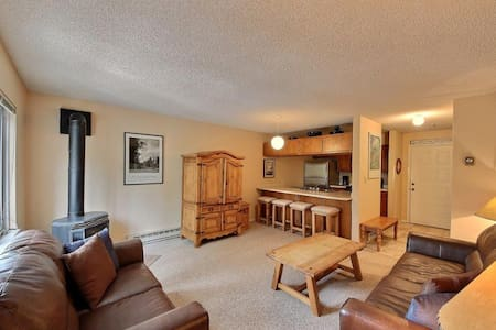 1BR Condo off Four O'Clock Run - Breckenridge - Appartement