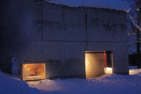 Snow house in Niseko - Haus