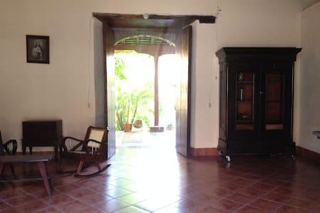 Casa Colonial LidyMart-Puente de amistades - León - House