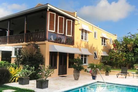 Luxury Countryside 2 bed apt & pool 10 min 2 beach - Wohnung