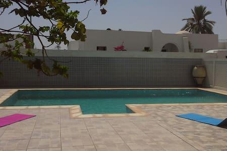 Very cute Villa with a swimming pool in Djerba - Villa