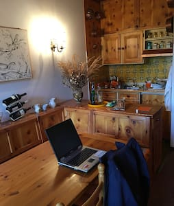 Attic, 1 hour from Venice & Cortina - Wohnung