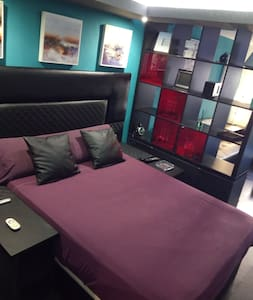 habitacion doble con salon 2,3 o 4personas - Tarragona - Huis