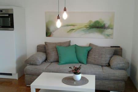 2-Zimmer Wohnung mit Wohnküche - Daire