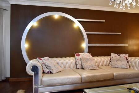 Fancy 3BR/200m in Elite Sheraton - Cairo - Apartment