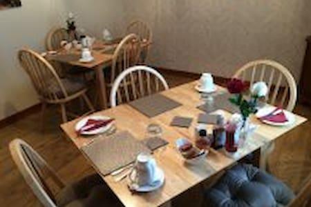 Heatherdale B&B - Twin Room - Tain - Bed & Breakfast