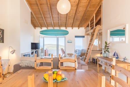 Ocean Retreat near Arrifana beach - Condominium