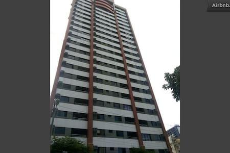 Apartamento Aldeota perto de 4 shoopings - Fortaleza