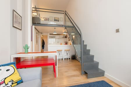 Stay at East London Factory Loft :) - Londres - Loft