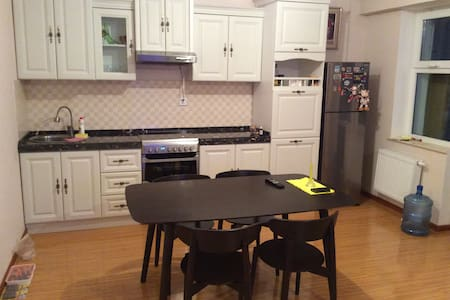 Open floor fully furnished studio close to center - Ulaanbaatar - Apartment