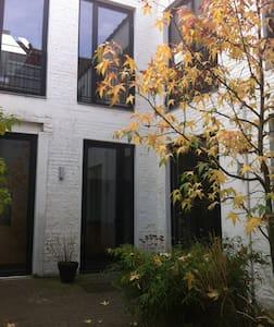 Big loft with lots of light & space - Sint-Jans-Molenbeek - Loft