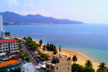 Room and own bathroom on 14th floor - Nha Trang