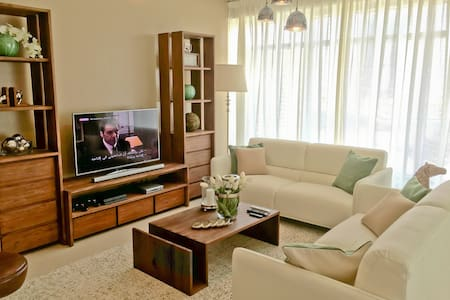 Near Dubai Mall and Burj Khalifa, 1 BR apartment - Dubai - Wohnung