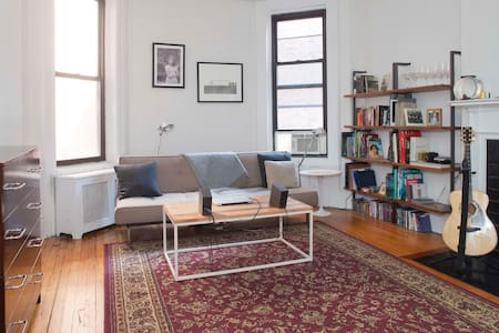 One Block From Central Park! - New York - Apartment