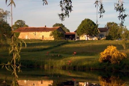 Franse charmes in de Limousin - Pensol - Chalet
