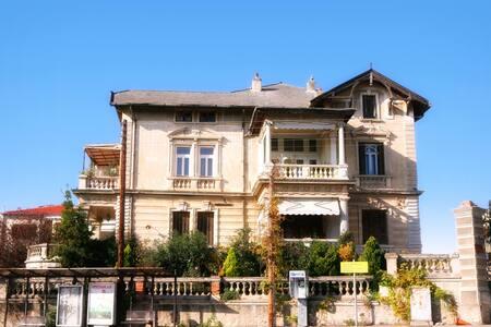 The Tzimou mansion - Drama