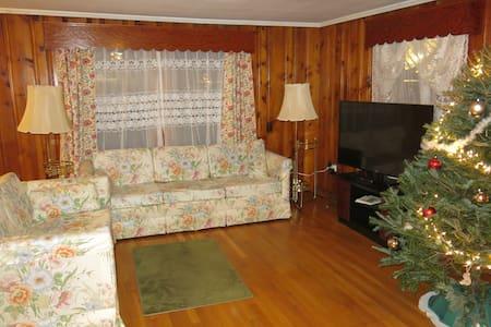 Cozy home in Greater Boston area