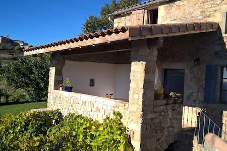 Mas cévenol en Ardèche (Sud) - Tauriers - Dům